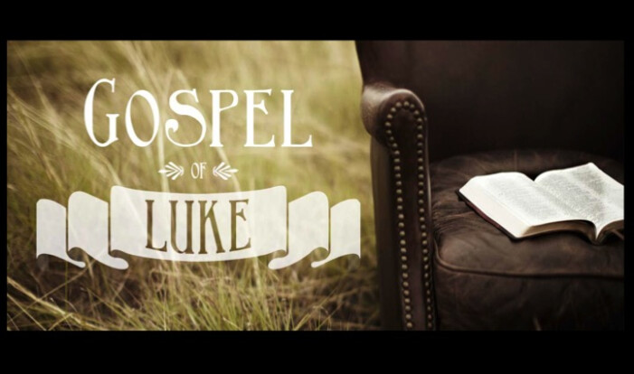 The Gospel of Luke - The Triumphal Entry